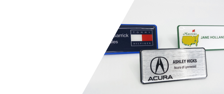 Custom Name Badges | www.namebadgesinternational.us